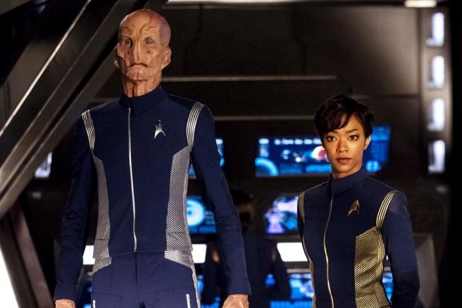 CBS Star Trek 2